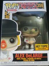 Funko Pop! Alex DeLarge Masked A Clockwork Orange Horror Hot Topic Pop 359 MINT