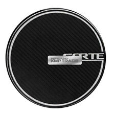 Fuel Tank Door Cap Carbon Decal Sticker Cover for KIA 2009 - 2012 Cerato Forte
