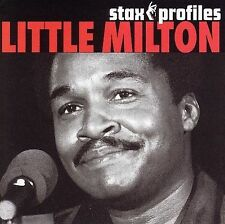 Stax Profiles LITTLE MILTON CD