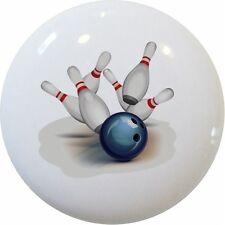 BOWLING Ball Sports CABINET DRAWER Pull KNOB