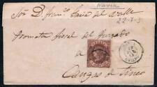 1863.- NAVIA A CANGAS DE TINEO