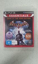 Batman Arkham Asylum GOTY Edition PS3