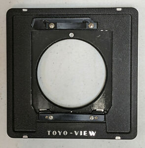 96x99mm Lens Board Adapter Toyo Omega 158x158mm Linhof IV V Technika Tachihara