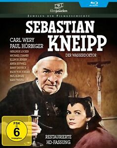 Sebastian Kneipp - Der Wasserdoktor (1958) - Carl Wery - Filmjuwelen [Blu-ray]