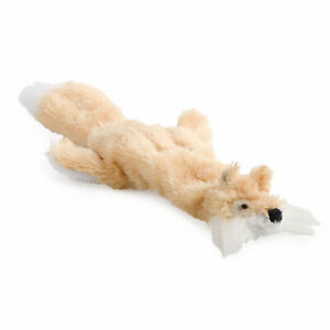 Ancol, Puppy Toy, Dog Toy, Dog Squeaky Toy, Puppy Squeaky Toy, Floppet Fox