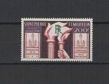 poste aérienne Saint Pierre et miquelon un timbres anciens neufs /T1281