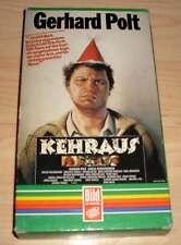 VHS - Kehraus - Gerhard Polt - Jochen Busse - 1986 80er - Videokassette