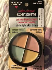 Hard Candy Color Correct Expert Palette 90868 Fair To Light open box