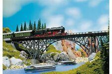 Faller 120541 HO 1/87 Pont porteur métallique - Deck Arch Bridge