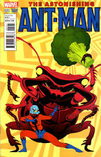 ASTONISHING ANT-MAN (2015) #1 Tradd Moore KIRBY Monster VARIANT Cover 1:10