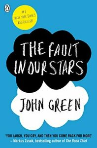 The Fault in Our Stars by John Green Book The Cheap Fast Free Post