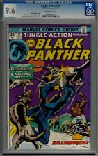 Marvel Comics Jungle Action  # 12 Black Panther CGC 9.6 NM/MT