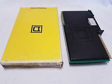 Square D SY/MAX 8030 HIM-151 Series B TTL 8 Function Input Module 78755 Used