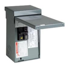 Spa Panel Hot Tub Pool 50 Amp 2-Space 4-Circuit Main Lug Load Center Protection