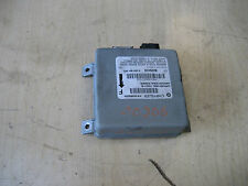 00 DODGE CARAVAN AIR BAG CONTROL MODULE P/N 04686256