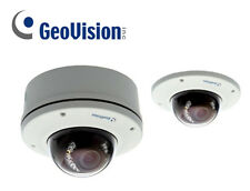 Geovision 1.3MP Low Light Vandal Proof Dome IP Security Camera GV-VD122D