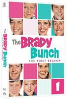 The Brady Bunch: The First Season [New DVD] Boxed Set, Full Frame, Mono Sound,