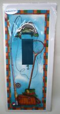 Fisherman's Fish Bookmark & Card - Seagull Pewter Canada - Angler's Gift