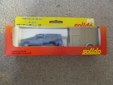 Solido Toner Gam II Talbot Matra Transport De Chevaux #3003 MIB See My Store
