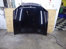 Mercedes S Class W220 Front Hood Cover Black OEM S430 S500