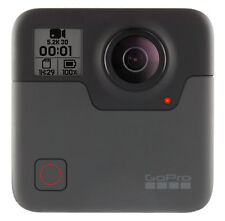 GoPro Fusion 360-degree Camera Black Advanced Action camera Waterproof 5.2K