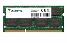 Adata Premier 4 GB, DDR3, 1600 MHz (PC3-12800), CL11, Memoria Sodimm, rango simple