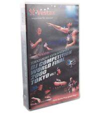 Vestax VHS extravagancia 2000 s Vol. 1 video casete de video DJ World final Tokyo
