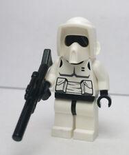 Scout Trooper Yellow Head Visor 7139 7128 3342 Star Wars LEGO Minifigure Figure