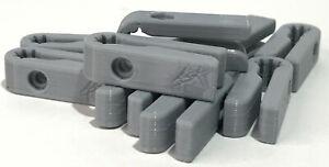 Ikea Detolf Shelf Addition Brackets V2 | ASK Designs