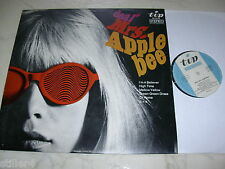 THE RAVERS Dear Mrs.Appelbee *GERMAN 60s BEAT LP* TIP LABEL*HIPPIE ART COVER*