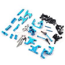 Aluminum Four Link Essentials Conversion Kit For Tamiya CC01CC-01 Blue YR