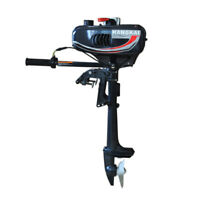 2 Stroke Outboard Motor 3.5HP Boat Engine with Water Cooling System CDI