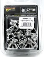Bolt Action WGB-LSS-03 Waffen-SS Squad (1943-45) WWII German Late War Infantry
