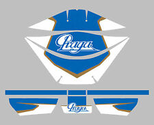 2015 PRAGA STYLE ROTAX AIRBOX STICKER KIT - KARTING