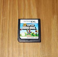 New Super Mario Bros Nintendo DS  -   gebraucht nur Modul