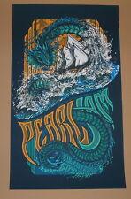 Pearl Jam Brad Klausen Gdynia Poland Concert Poster Print 2010