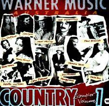 Warner Music Australia - Country Sampler Volume 1  -  CD, VG