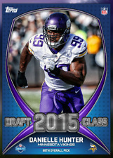 2019 DRAFT CLASS 2015 DANIELLE HUNTER LE275CC Topps Huddle Digital Card