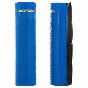 Acerbis Upper Fork Guards Blue