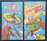50er Jahre Japan Space Superheld 2 Books Of Übertragungen