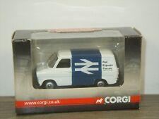 Ford Transit Rail Express Parcels - Corgi Trackside 1:76 in Box *45342