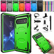 Samsung Galaxy S10 / S10 Plus / S10E Phone Case Shockproof Hybrid Rugged Rubber