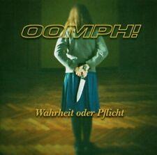Oomph! + CD + Wahrheit oder Pflicht (2004, #6589372)