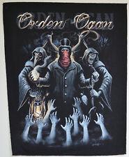 ORDEN OGAN - Deaf Among The Blind - 29,8 cm x 35,8 cm - Backpatch - 165175