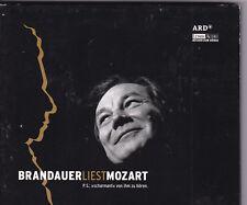 Klaus Maria Brandauer - Brandauer liest Mozart (2-CD)