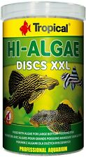 Tropical Hi-Algae Discs XXL  250ml 1000 ml