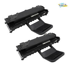 2PK New MLT-D108S Black Toner Cartridge For Samsung ML-1640 ML-2240 Printers