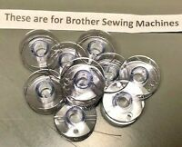 Brother Sewing Machines Plastic Bobbins For Many Models See List***