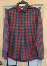 JACK WILLS. Mens Red Check Shirt. Size M.