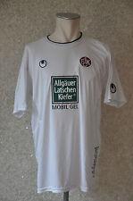 1. FC Kaiserslautern FCK Trikot Gr. L XL Uhlsport Training Jersey Team Sponsor